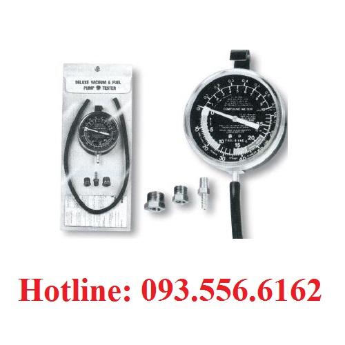 đồng hồ đo áp suất bơm xăng và đo chân không đường ống